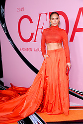 Jennifer Lopez arriving at the CFDA Fashion Awards in New York City - June 3, 2019 - Photo: Runway Manhattan