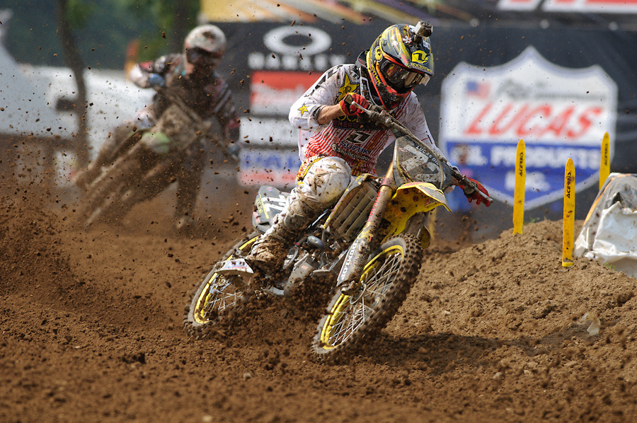2011AMA Motocross.Red Bud.Buchanan, Michigan.July 2, 2011