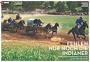 National Chuckwagon Races in collaboration with Sol Neelman for Stern VIEW, May 2014