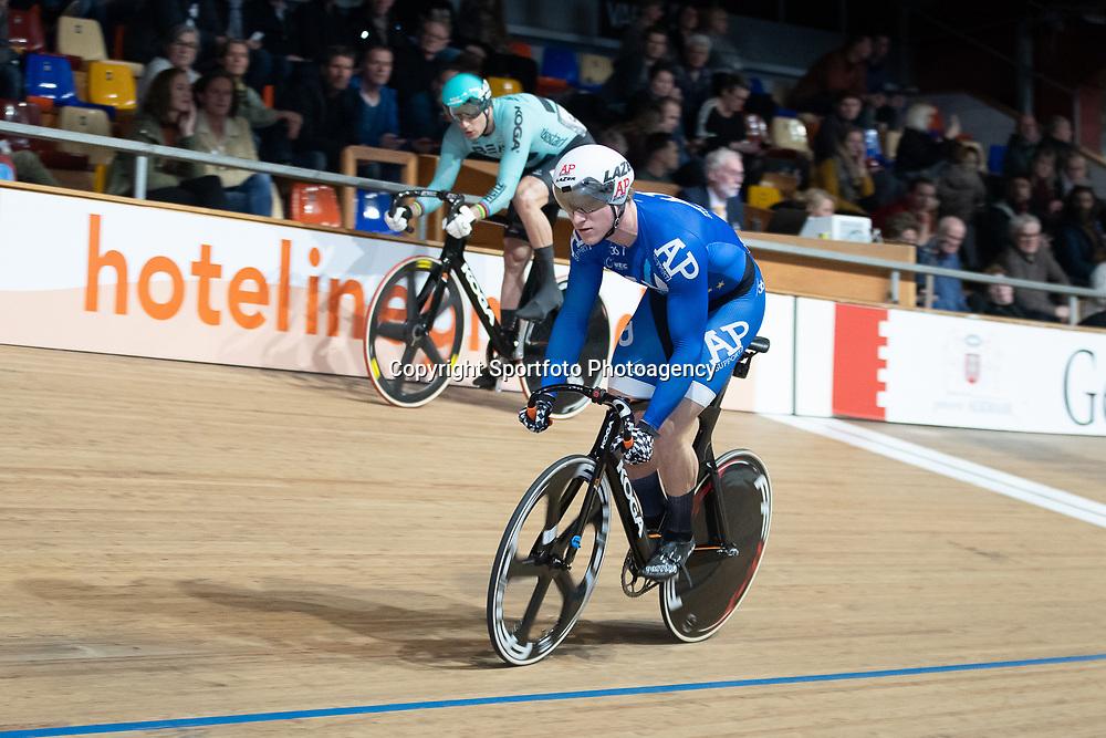 27-12-2019: Wielrennen: NK Baan: Alkmaar <br />Jeffrey Hoogland