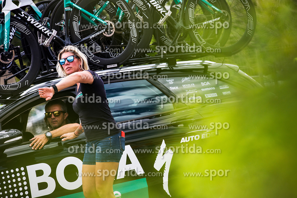 End of 4th Stage of 26th Tour of Slovenia 2019 cycling race between Nova Gorica and Ajdovscina (153,9 km), on June 22, 2019 in Slovenia. Photo by Vid Ponikvar / Sportida