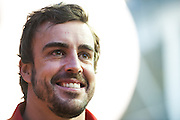 September 18-21, 2014 : Singapore Formula One Grand Prix - Fernando Alonso (SPA), Ferrari
