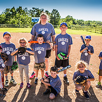 East Central T-ball fun picture.