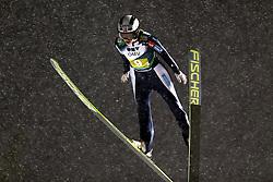 06.12.2013, Lysgardsbakken, Lillehammer, NOR,FIS Ski Sprung Weltcup, Lillehammer, Mixed Bewerb, im Bild Sagen Anette (NOR) // Sagen Anette (NOR) during the FIS Skijumping World Cup Mixed Team Competition at the Lysgardsbakken in Lillehammer, Norway on 2013/12/06. EXPA Pictures © 2013, PhotoCredit: EXPA/ SM