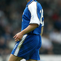 St Johnstone stock 2002-2003 season<br />Craig Russell<br /><br />Picture by Graeme Hart.<br />Copyright Perthshire Picture Agency<br />Tel: 01738 623350  Mobile: 07990 594431