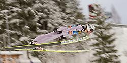 30.12.2011, Schattenbergschanze / Erdinger Arena, GER, Vierschanzentournee, FIS Weldcup, Probedurchgang, Ski Springen, im Bild Piotr Zyla (POL) // Piotr Zyla of Poland  during the trial round at 60th Four-Hills-Tournament, FIS World Cup in Oberstdorf, Germany on 2011/12/30. EXPA Pictures © 2011, PhotoCredit: EXPA/ P.Rinderer
