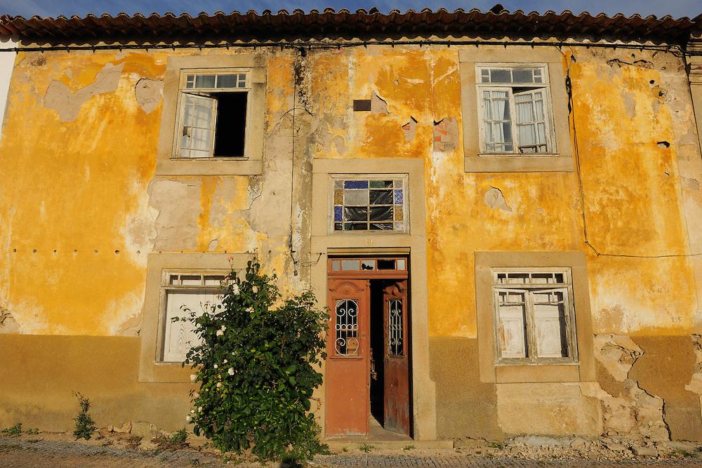 Abandonment<br /> Figueira do Rodrigo, Portugal