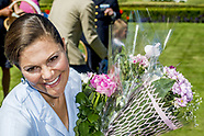 Crown Princess Victoria's 40th birthday at the Summer Residence Solliden Palace - 15 July 2017