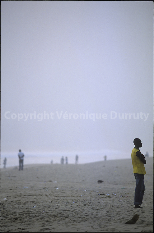 POINTE NOIRE BEACH, CONGO