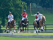 Princes Harry & William Charity Polo 2