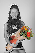 PHS Cheerleader Senior Portraits 2013