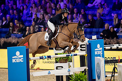 Patteet Gudrun, BEL, Sea Coast Kashmira Z<br /> Jumping Mechelen 2019<br /> © Hippo Foto - Dirk Caremans<br />  28/12/2019