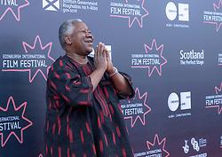 Judges photocall at Edinburgh International Film Festival<br /> <br /> Pictured: Gaston Kabore, Director (Documentary Jury)