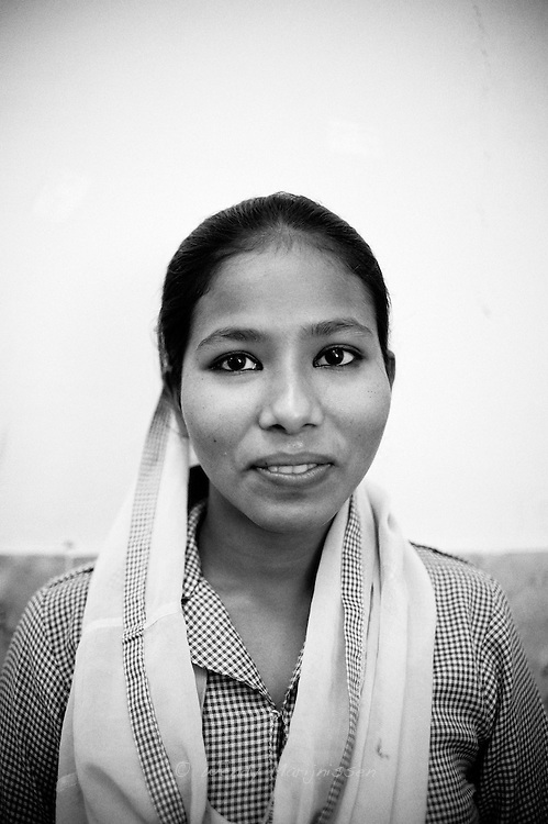 Asia Gulzar, wants to take care of pregnant women by regular visits, consulting on their diet and this way reducing maternal mortality as well.