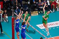 2013 Volleyball European Championship semifinal Parken Copenhagen Denmark