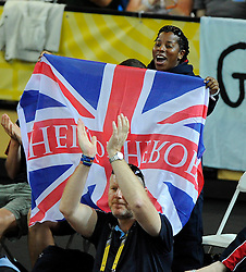 Great Britain v New Zealand - Photo mandatory by-line: Joe Meredith/JMP - Mobile: 07966 386802 - 12/09/2014 - The Invictus Games - Day 2 - Wheelchair Rugby - London - Copper Box Arena