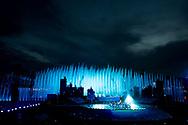 Opening Ceremony <br /> Day 01 14/07/2017 <br /> XVII FINA World Championships Aquatics<br /> Budapest Hungary <br /> Photo @A.Masini/Deepbluemedia/Insidefoto