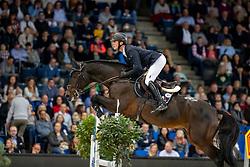 Tebbel Maurice, GER, Don Diarado<br /> Stuttgart - German Masters 2018<br /> © Hippo Foto - Stefan Lafrentz