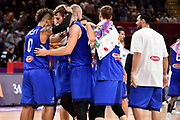 team italia<br /> Nazionale Italiana Maschile Senior<br /> Eurobasket 2017 - Final Phase - Round of 16<br /> Finlandia Italia Finland Italy<br /> FIP 2017<br /> Istanbul, 09/09/2017<br /> Foto M.Ceretti / Ciamillo - Castoria