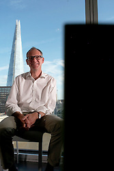 UK ENGLAND LONDON 29JUN15 - Sandy Rattray, CEO of AHL group during an interview at his office in the city of London.<br /> <br /> jre/Photo by Jiri Rezac<br /> <br /> © Jiri Rezac 2015