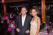 BEN GOLDSMITH; JEMIMA JONES, The Hoping Foundation  'Rock On' benefit evening for Palestinian refugee children.  Cafe de Paris, Leicester Sq. London. 20 June 2013