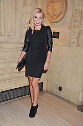 KATHERINE JENKINS at Cirque du Soleil's VIP night of Kooza held at the Royal Albert Hall, London on 8th January 2013.
