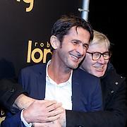 NLD/Gouda/20151207 - Premiere Robert Long, Cornald Maas en Barry Stevens