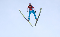 01.01.2013, Olympiaschanze, Garmisch Partenkirchen, GER, FIS Ski Sprung Weltcup, 61. Vierschanzentournee, Training, im Bild Anders Bardal (NOR) // Anders Bardal of Norway during practice Jump of 61th Four Hills Tournament of FIS Ski Jumping World Cup at the Olympiaschanze, Garmisch Partenkirchen, Germany on 2012/12/31. EXPA Pictures © 2012, PhotoCredit: EXPA/ Sven Kiesewetter