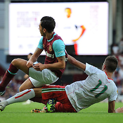 West Ham v FC Lusitanos | Europa League | 2 July 2015