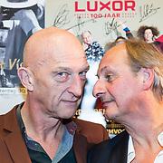 NLD/Rotterdam/20171102 - Kick off Luxor 100 jaar, Martin van Waardenberg en Wilfried de Jong