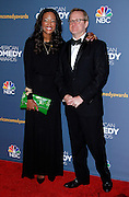 Aisha Tyler and Mat Walsh attend the 2014 American Comedy Awards at the Hammerstein Ballroom in New York City, New York on April 26 2014.