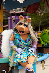 Miss piggy at magic kingdom