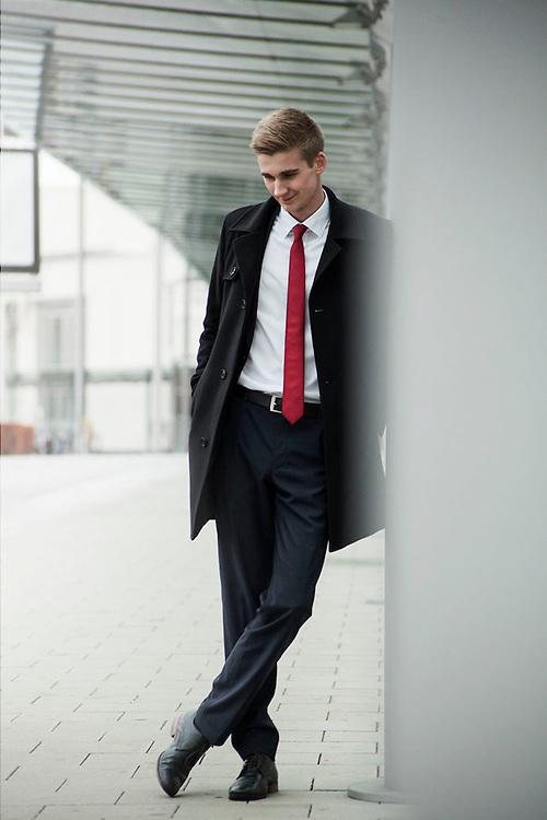 Max by Business Portrait Fotograf in München - Kpaou Kondodji