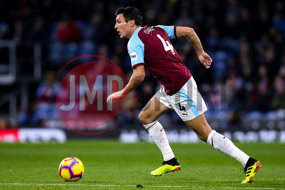 Jack Cork of Burnley - Mandatory by-line: Robbie Stephenson/JMP - 26/11/2018 - FOOTBALL - Turf Moor - Burnley, England - Burnley v Newcastle United - Premier League