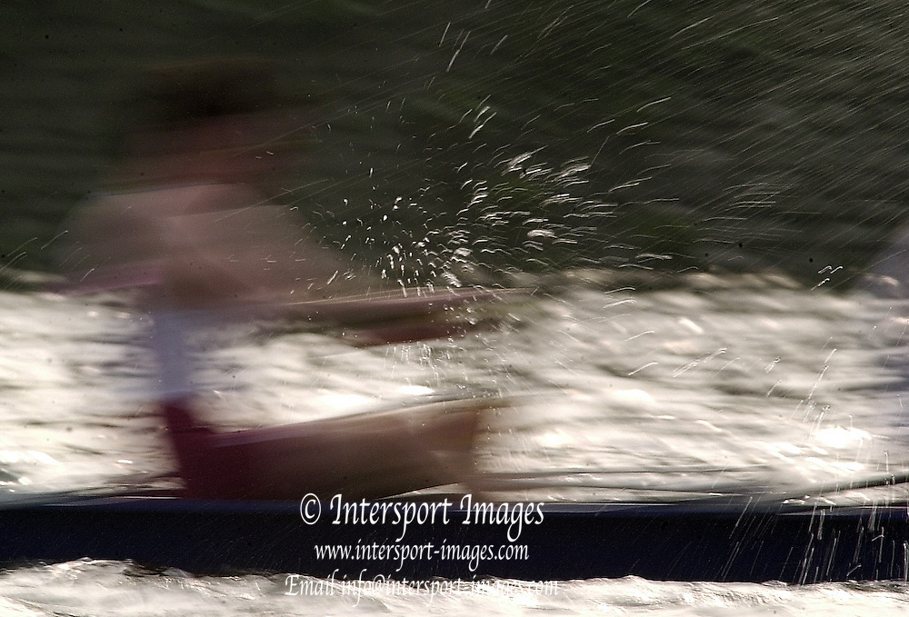 2003 - Rowing - Head of the River Race, Championship Course, River Thames, London. [Mandatory Credit; Peter Spurrier  / Intersport Images]