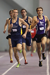 London, Ontario ---11-01-22---   Adam Kellar of the Windsor Lancers competes at the 2011 Don Wright meet at the University of Western Ontario, January 22, 2011..GEOFF ROBINS/Mundo Sport Images.