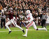 November 10, 2018: Ole Miss vs Texas A&M