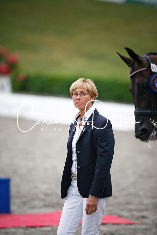 Bartels Tineke (NED)<br /> European Championships Young Riders 2010<br /> &copy; Hippo Foto - Leanjo de Koster
