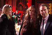 KATHRYN GRIMMOND; TATIANA NAHMAD, Luminous -Celebrating British Film and British Film Talent,  BFI gala dinner & auction. Guildhall. City of London. 6 October 2015.