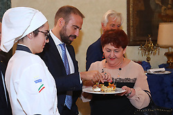 LUIGI MARATTIN<br /> MINISTRO TERESA BELLANOVA IN PREFETTURA A FERRARA