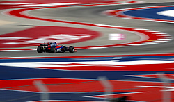 October 20, 2017 - Austin, United States of America - Motorsports: FIA Formula One World Championship 2017, Grand Prix of United States, ..#26 Daniil Kvyat (RUS, Scuderia Toro Rosso) (Credit Image: © Hoch Zwei via ZUMA Wire)
