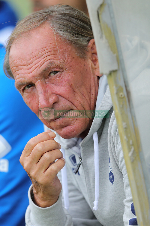 July 25, 2017 - Avezzano, AQ, Italy - Zdenek Zeman head coach of Pescara Calcio 1936 during the Pre-Season 2017/2018 Friendly Match Pescara Calcio 1936 v Teramo Calcio 1913, at Dei Marsi Stadium on July 25, 2017 in Avezzano, Italy  (Credit Image: © Danilo Di Giovanni/NurPhoto via ZUMA Press)