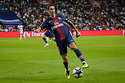 PSG Angel Di Maria during the French championship L1 football match between Paris Saint-Germain (PSG) and Caen on August 12th, 2018 at Parc des Princes, Paris, France - Photo Geoffroy Van der Hasselt / ProSportsImages / DPPI