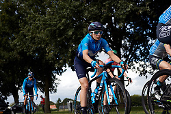 Malgorzata Jasinska (POL) at Boels Ladies Tour 2019 - Stage 2, a 113.7 km road race starting and finishing in Gennep, Netherlands on September 5, 2019. Photo by Sean Robinson/velofocus.com