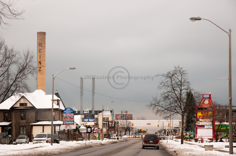 The Heinz manufacturing plant in Leamington, Ontario dates back to 1909.