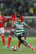 Sporting CP v SL Benfica 22 April 2017