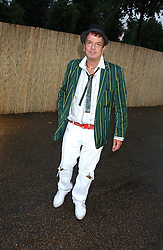 NICKY HASLAM at the annual Serpentine Gallery Summer Party co-hosted by Jimmy Choo shoes held at the Serpentine Gallery, Kensington Gardens, London on 30th June 2005.<br /><br />NON EXCLUSIVE - WORLD RIGHTS