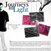 Show >>> Sundeep Gajjar: Journeys in Light