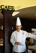 Chef Robert Barral, Cafe Provence in Brandon, Vermont for Vermont Life