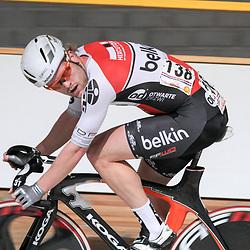 28-12-2014: Wielrennen: NK Baanwielrennen: Apeldoorn Roy Eefting